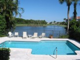 Naples - Windstar Upscale 3 BR villa with pool